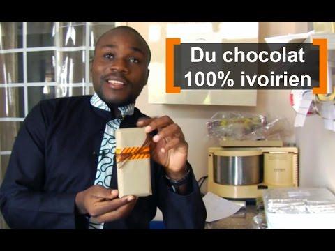 Côte d'Ivoire : Du chocolat 100% ivoirien
