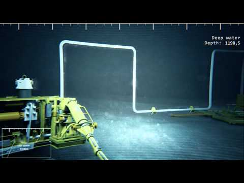 Aker Solutions' subsea animation