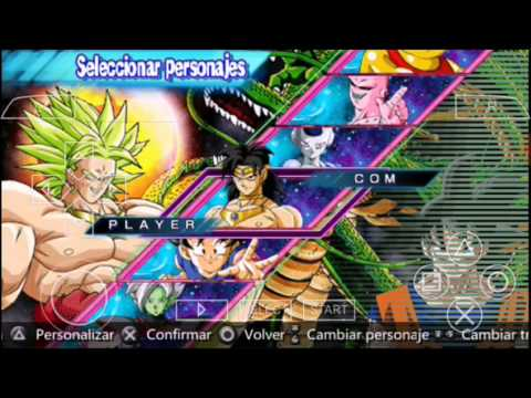 dragon ball super download ppsspp