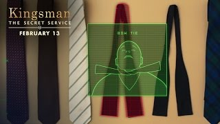 Kingsman: The Secret Service   How To Be A Kingsman: Tying A Tie [HD]   20th Century FOX