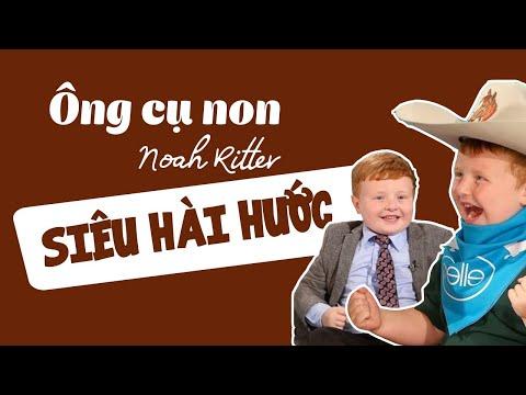 [Vietsub ELLEN SHOW] Ellen's Favorite Moments with Noah Ritter