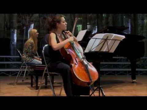 AMILCARE ZANELLA -  Sonata Op 72 (1916) G. Lanati vcl. M. Alpi pf.