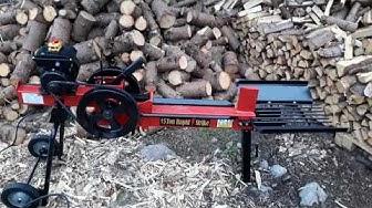 Timco 15T kinetic log splitter