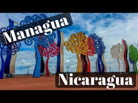 Walking Around Managua - Nicaragua