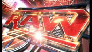 WWE RAW Theme Song To Be Loved