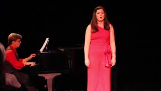 "Carley Levy performs ""Sonya Alone"""