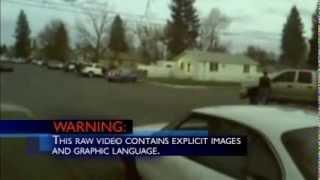 raw video of shooting warning graphic images and language spokane e wa kxly com