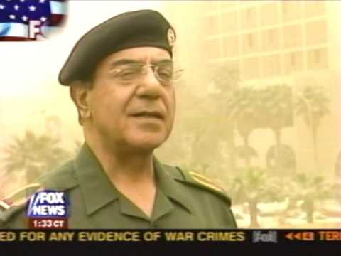 News - Iraq War - Part 1 - Entering Baghdad - 7 Apr 2003 2:30 am E.T.