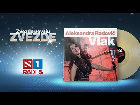 Aleksandra Radovic - Vlak [ Official video 4k ] Zvezde pevaju Zvezde 2015