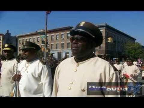 Panamanian Community Parade- NYC