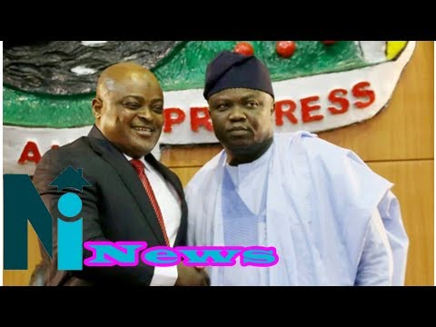 Lagos governor Ambode gets vote of confidence from speaker