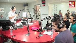 نحاس و مومو على hit radio قالي قليبي مرة