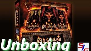 Diablo 2 Battle Chest Unboxing PC HD
