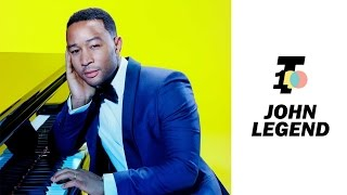 John Legend Says Art Has An Important Role To Play In Bridging Our Divides   TIME 100   TIME