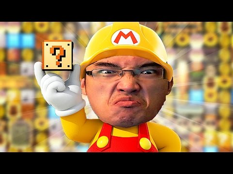 Super Mario Maker FR | SAUTE POLO!