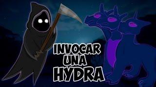 Truco Invocar una Hydra Sin mod 1.8 (Comandos)