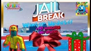 Roblox #60 JAILBREAK Y PET SIM ENORMES ACTUALIZACIONES DE INVIERNO!!! | EN VIVO ? (sjk livestreams #265)