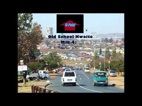 M-Point's Old School Kwaito Mix 4: Waar was jy?