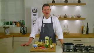 Pancetta-wrapped New Potato Skewers Recipe