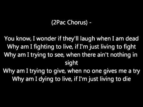 2Pac Ft. Biggie Smalls - Runnin Dying To Live (Lyr