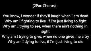2Pac Ft. Biggie Smalls - Runnin Dying To Live (Lyr