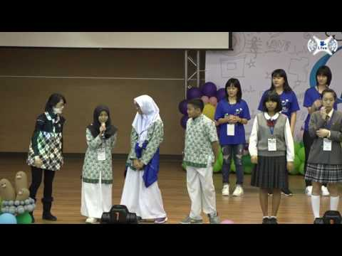 2016 亞洲學生交流計畫ASEP (Asian Students Exchange Program) Closing ceremony live!@Taiwan