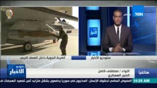 مصطفى كامل: الرئيس السيسي يتحدث من منطلق المعلومات والإشارة للدول الخارجية التي تدعم الإرهاب