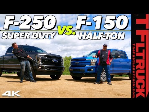 Do You Really NEED a Heavy Duty Truck When a New Half-ton Can Tow So Much?