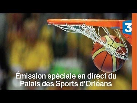 Orléans Loiret Basket : émission spéciale de 52' sur France 3 Centre