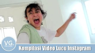 KOMPILASI VIDEO LUCU INSTAGRAM AGUSTUS 2015 - PART 02 || Viko Gram