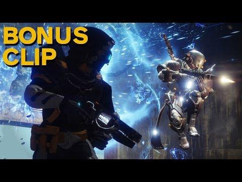 BONUS CLIP! Destiny 2 PVP vs. PVE Balancing - Fireteam Chat Behind the Scenes