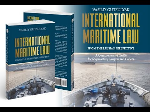 International Maritime Law from the Russian Perspective by Vasiliy Gutsulyak