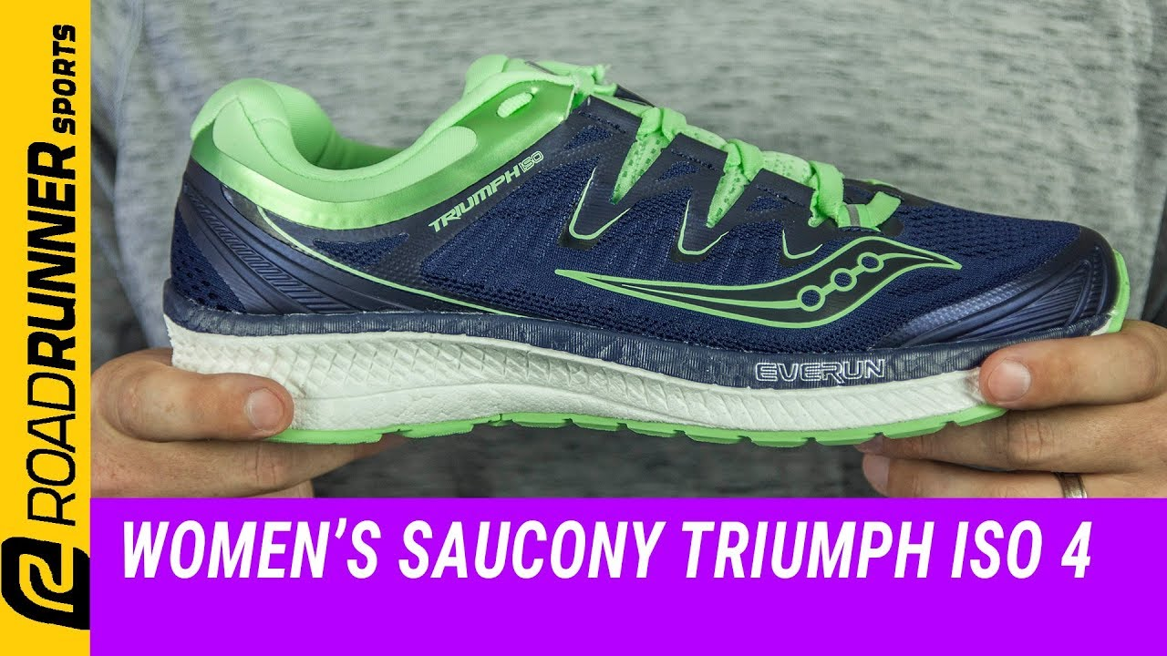 saucony womens triumph iso 4 review