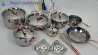 Набор посуды Vinzer Royal 89042