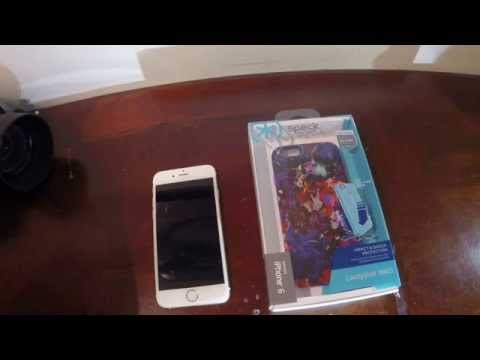 Speck CandyShell Inked iPhone 6 Case Review