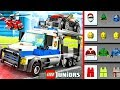 LEGO Police Car, Truck, Helicopter | LEGO Juniors Create & Cruise - BEST Apps iOS / Android For Kids