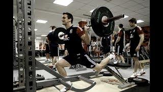 Rugby Training Motivation #1 . Gym edition
