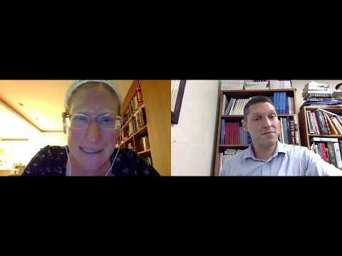 Daf Yomi - A Page Of Talmud A Day! Ilana Kurshan Interviewed By Rabbi Dr. Shmuly Yanklowitz