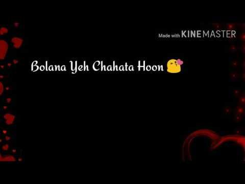 Whatsapp status video - Love Me Thoda Aur