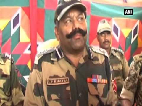 Security forces seize 14 kg heroin near Indo-Pak border