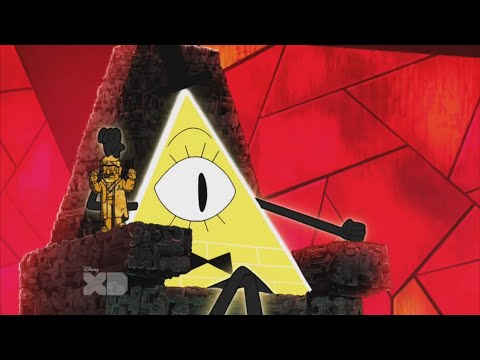 All Bill Cipher Scenes in Escape from Reality