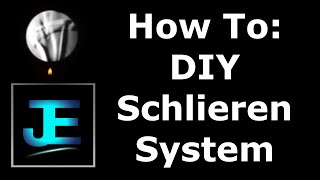 How To: Build Your Own Schlieren Setup
