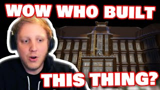 Philza REACTS To Tubbo/Ranboo/Michael's MANSION And Foolish's TEMPLE! DREAM SMP