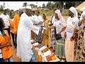 Société/Gagnoa: 500 veuves soulagées par l'ONG Côte d'Ivoire solidarité