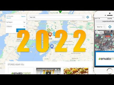 Google Maps Store Locator 2020 - Super Store Finder