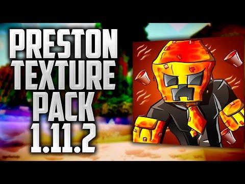PrestonPlayz Texture Pack For 1.11.2 by ARplayz