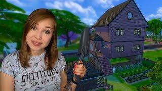 СТРОЮ СВОЮ ДАЧУ! [The Sims 4. Строительство]