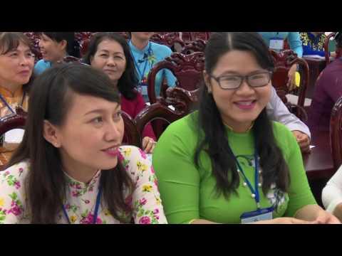 Đại hội đại biểu Phụ nữ huyện Bình Chánh lần thứ XI, nhiệm kỳ 2016 - 2021