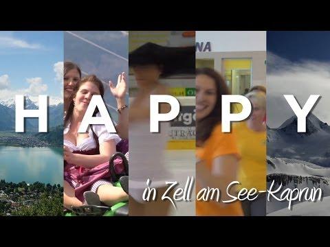 Still happy in Zell am See-Kaprun (Pharrell Williams)