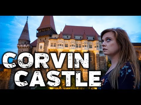 Haunted Corvin Castle Dracula Legends Transylvania